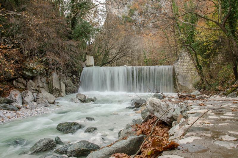 ЛУТРАКИ + Посета на Воден