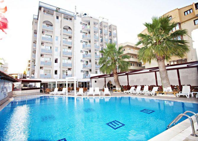 Hotel Dabaklar 4*