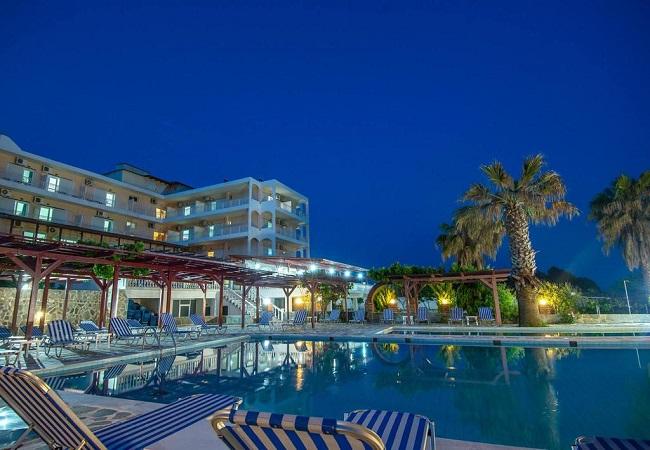 Кастросикиа – Хотел Poseidon 3***