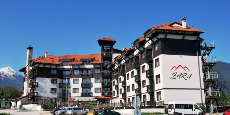 Read more about the article Hotel Complex ZARA Resort & SPA 4*