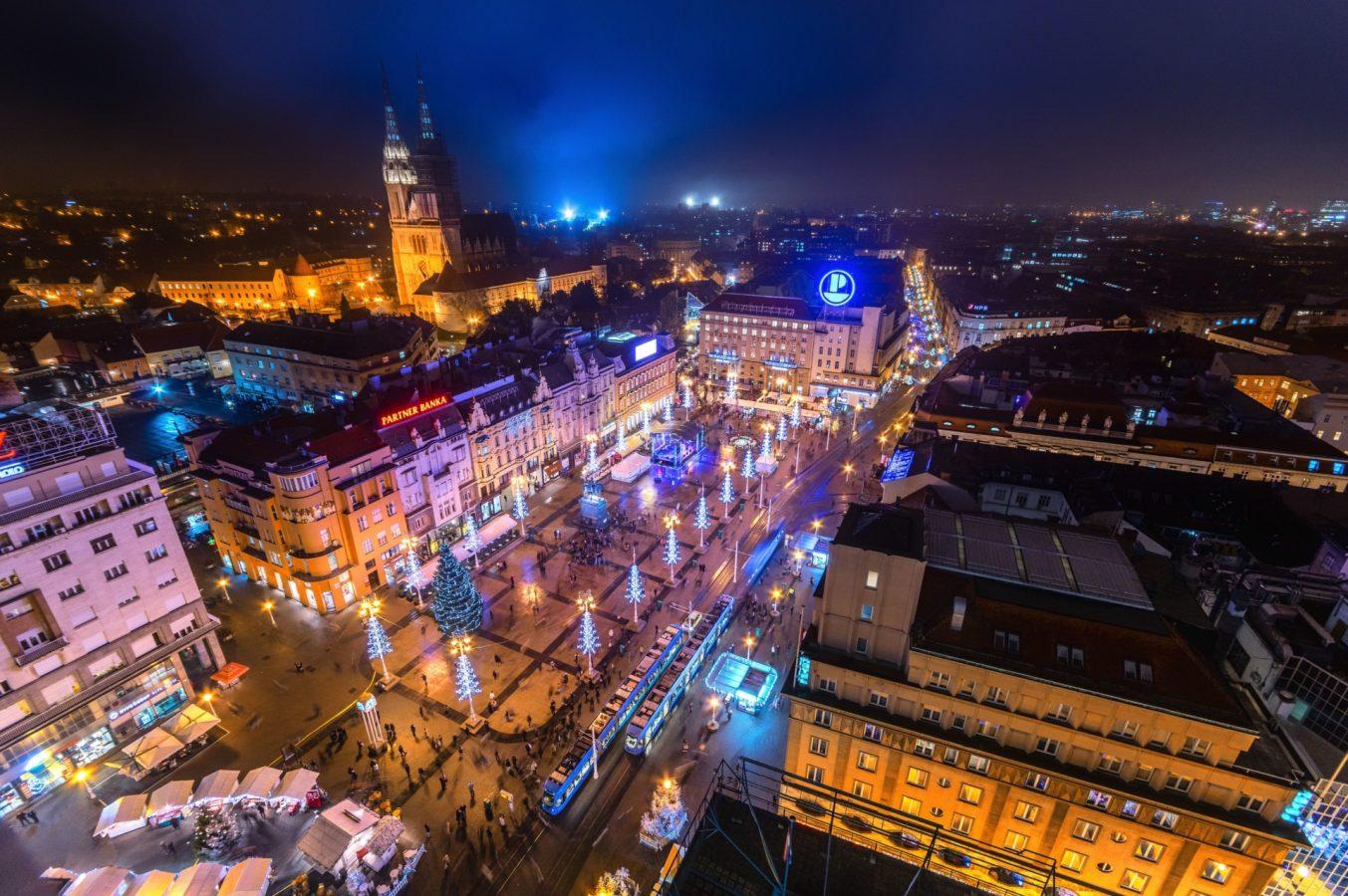 Загреб 2019