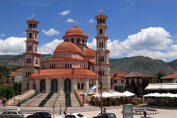 Корча – Албанија