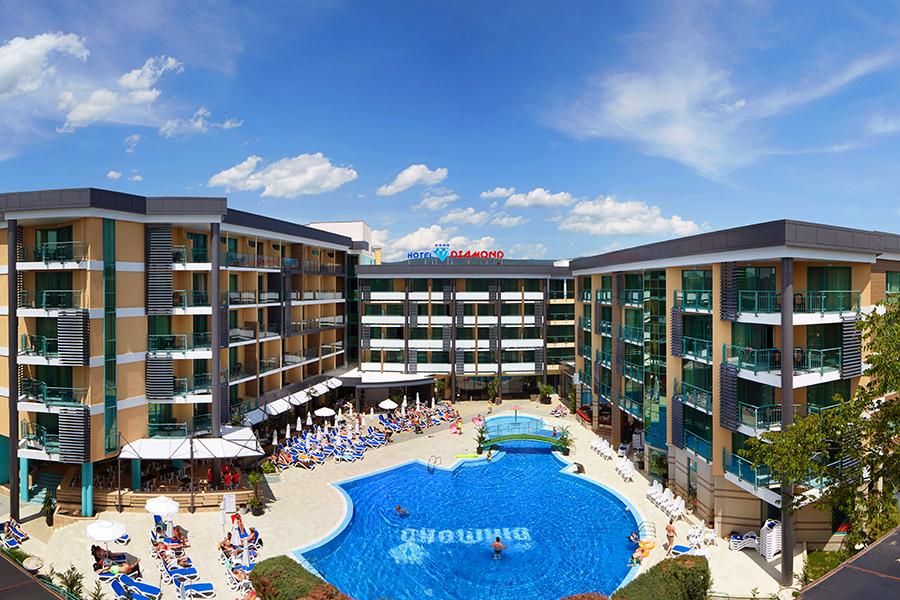 Сончев Брег – Diamond Hotel 4****
