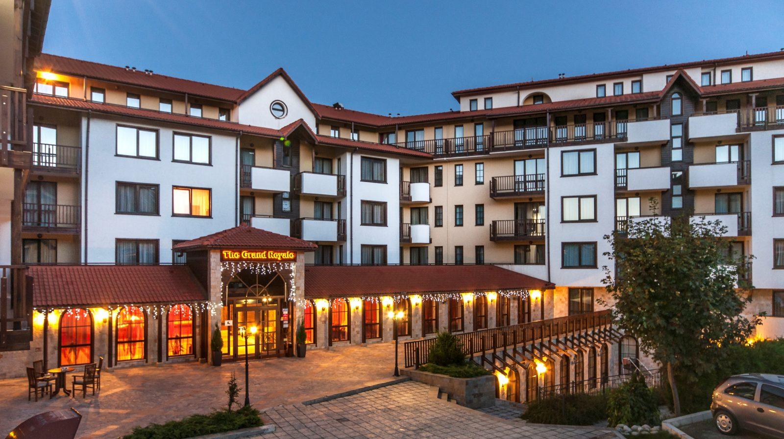 Grand Royale Apartment Complex & Spa 4*