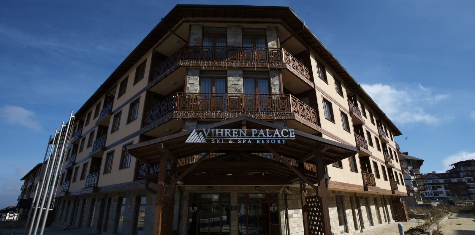 Vihren Palace Ski & Spa Resort 4*