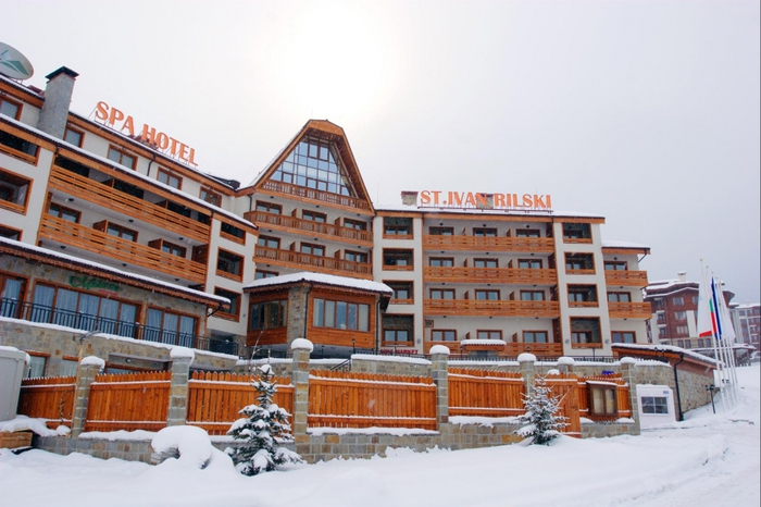 Read more about the article St. Ivan Rilski – Hotel & Apartments 4*