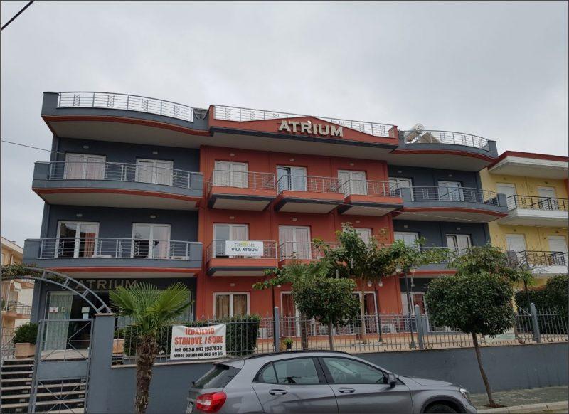 Вила Атриум – Лептокарија