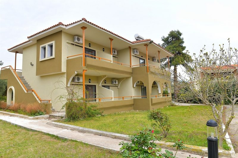 Геракини – Sithonia Village 3*