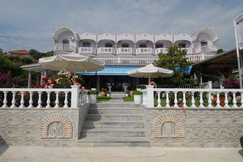 Read more about the article Врахос – Hotel OLYMPIADA