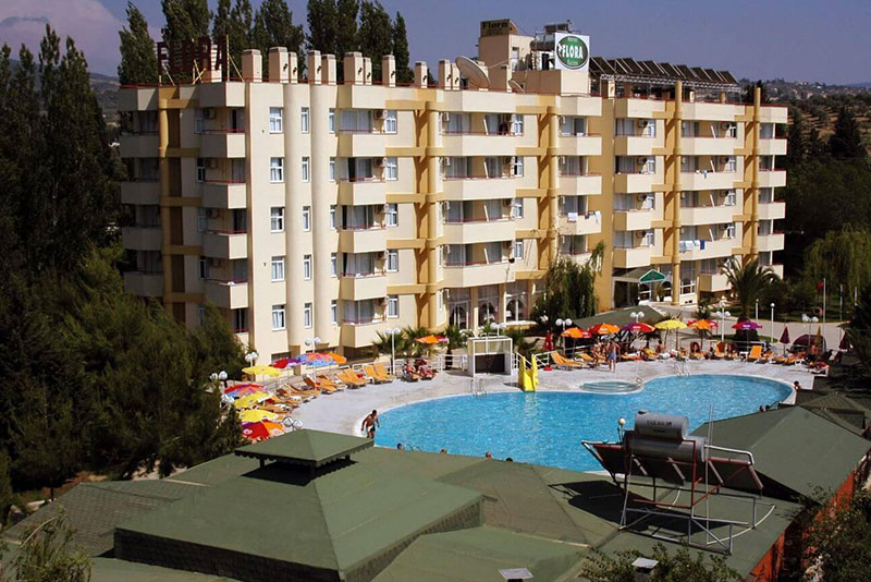 You are currently viewing Flora Suites 3*