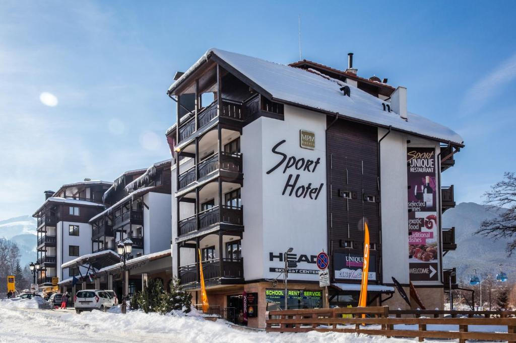 You are currently viewing MPM Hotel Sport 4*