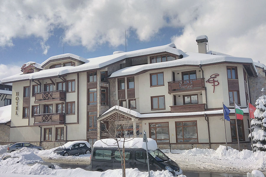 You are currently viewing Hotel Evelina Palace 4*